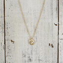 Small shell necklace