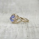 alternative engagement ring gemstone