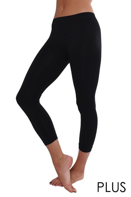 BC02 Capri Legging PLUS