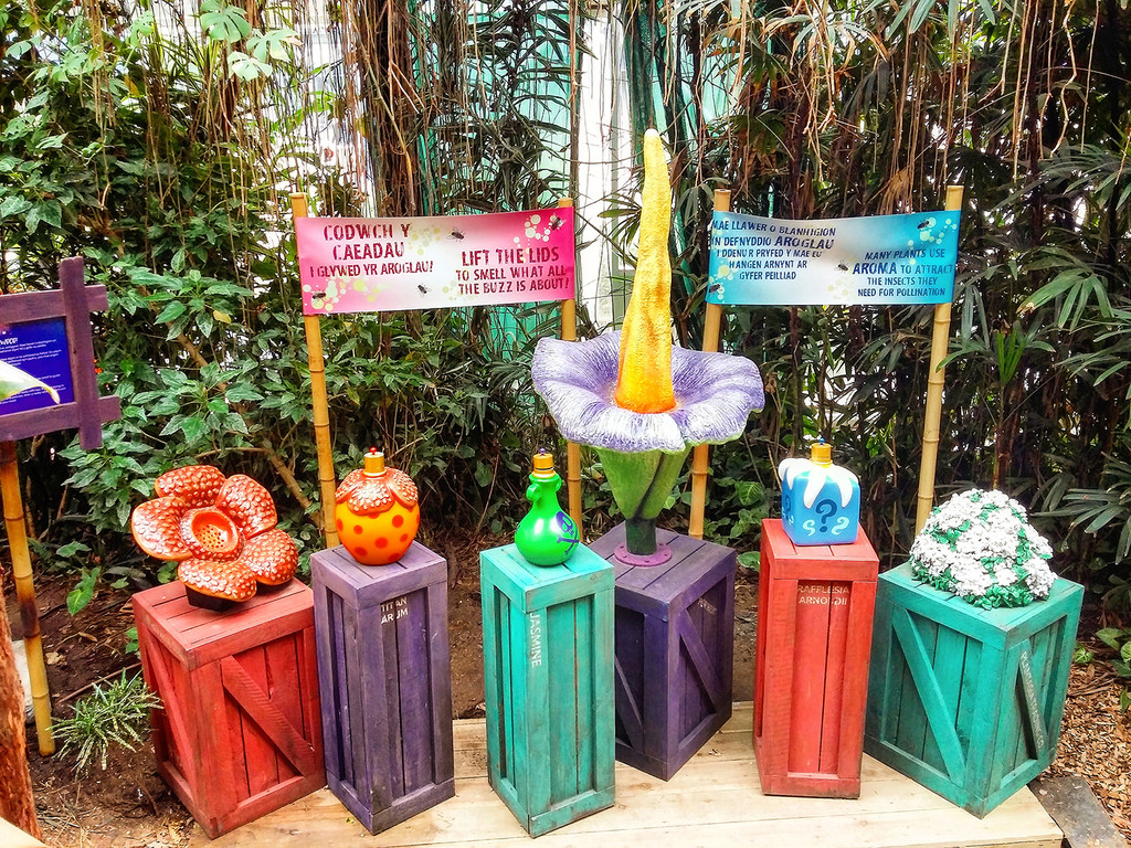 The Magical Scents of Efteling