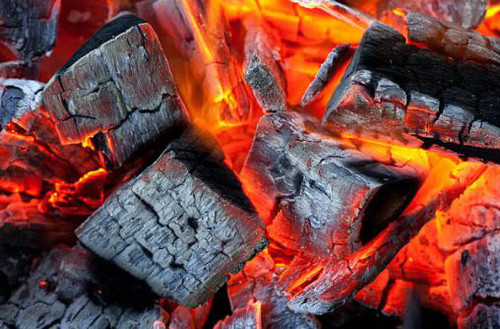 The welcoming aroma of a roaring coal fire, the aroma that filled every house in days gone past. Great for an engaging, historical experience.