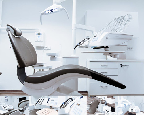 Time for a filling! The sterile, medical scent of being in the dentist's chair.