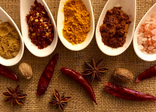 Paprika, cumin and turmeric all rolled into one.