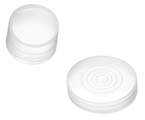 Clear Poly Caps