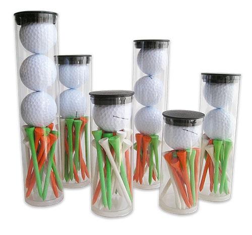 Golf Ball Tubes