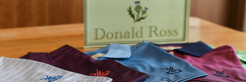 Donald Ross 2018 Collection at Prestwick Golf Club, Scotland