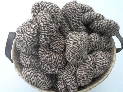 3 ply - Alpaca Yarn (Marled)