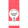 """1lb. Ground Beef Meat Bags 1000ea. - Beef """"Not For Sale"""""""