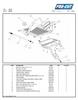 ProCut KMS-13 Meat & Deli Slicer Parts List
