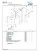 ProCut KS-116 Meat Bandsaw Parts List