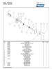 ProCut KG-32XP - 5HP 220 Volt 3 Phase - Meat Grinder Parts List