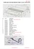 TorRey TS-450,TS-500,TW-500 - Table Wrapper Parts List