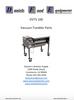 Daniels Food DVTS 100 Vacuum Tumbler / Marinator Parts - Parts List
