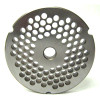 #52 Meat Grinder Plate with 1/4'' Holes