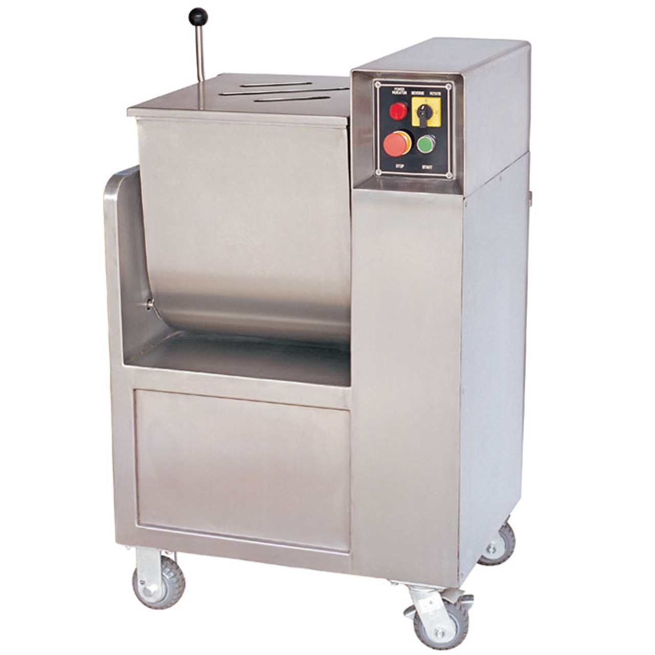 70 lb. Home-Use Commercial Style Meat Mixer