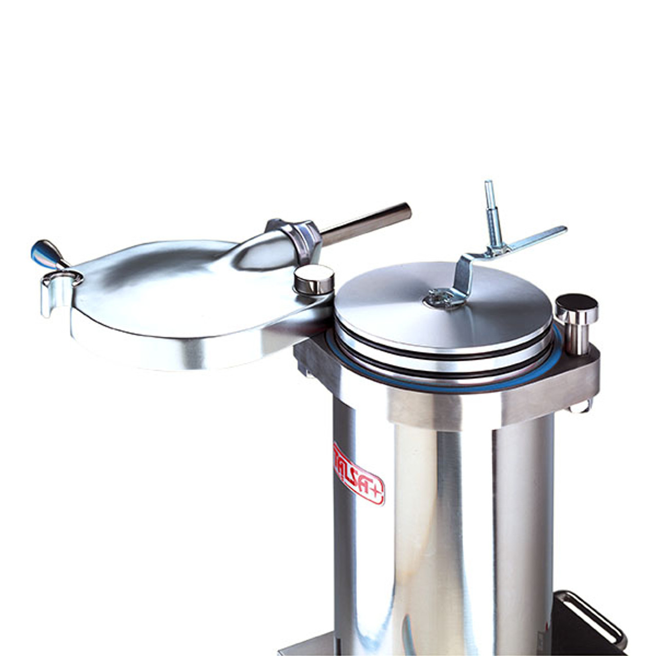 Talsa H42S Stainless Steel Hydraulic Sausage Stuffer
