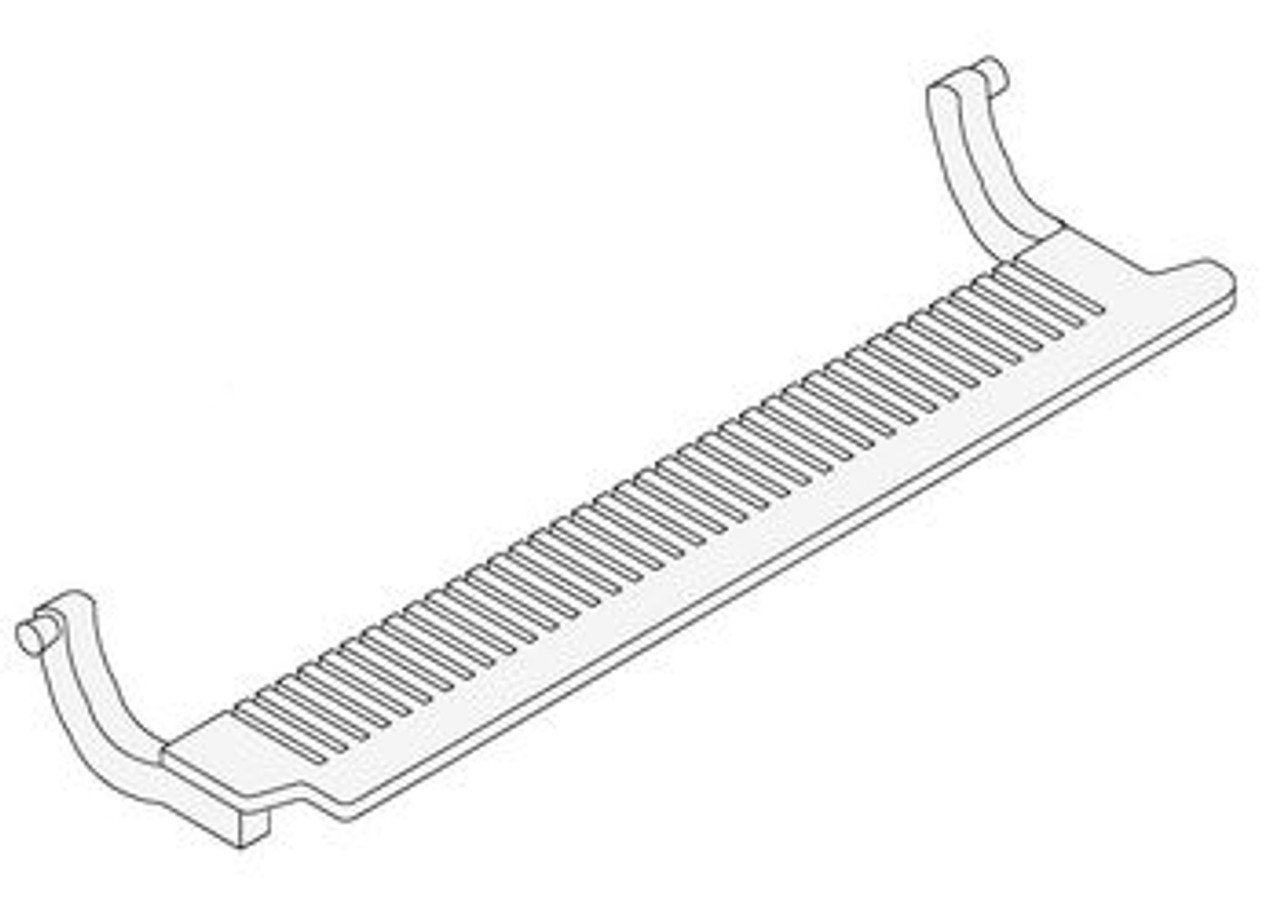 Hobart Front Stripper (Combs) - Stainless Steel - HT101F