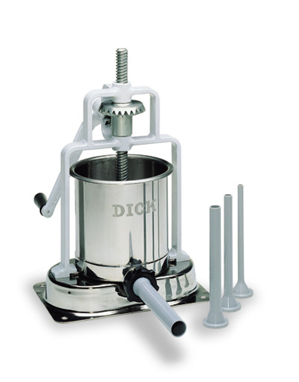 F Dick 9060600-6 ltr/12 lb Capacity Sausage Stuffer / Filler