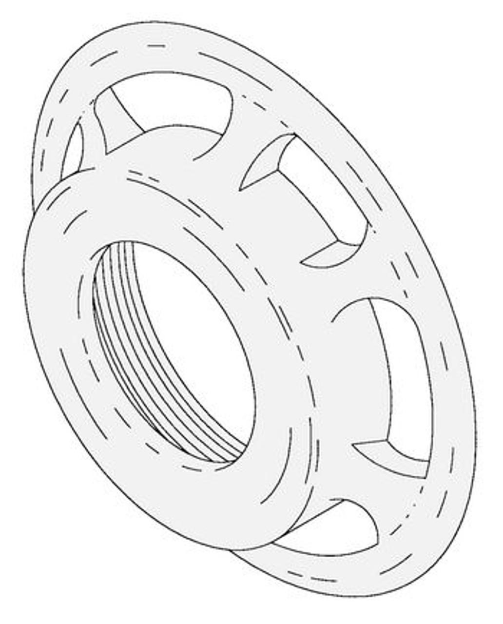 Hobart H505 - Grinder Ring - Hobart 4822