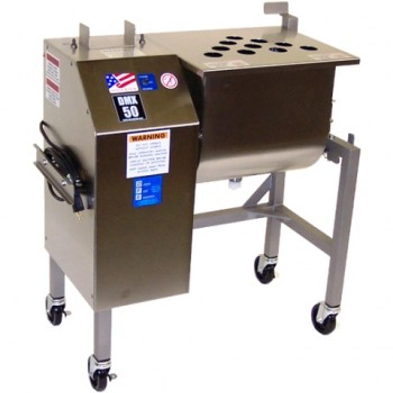 Daniels Meat Mixer 50lb. Capacity