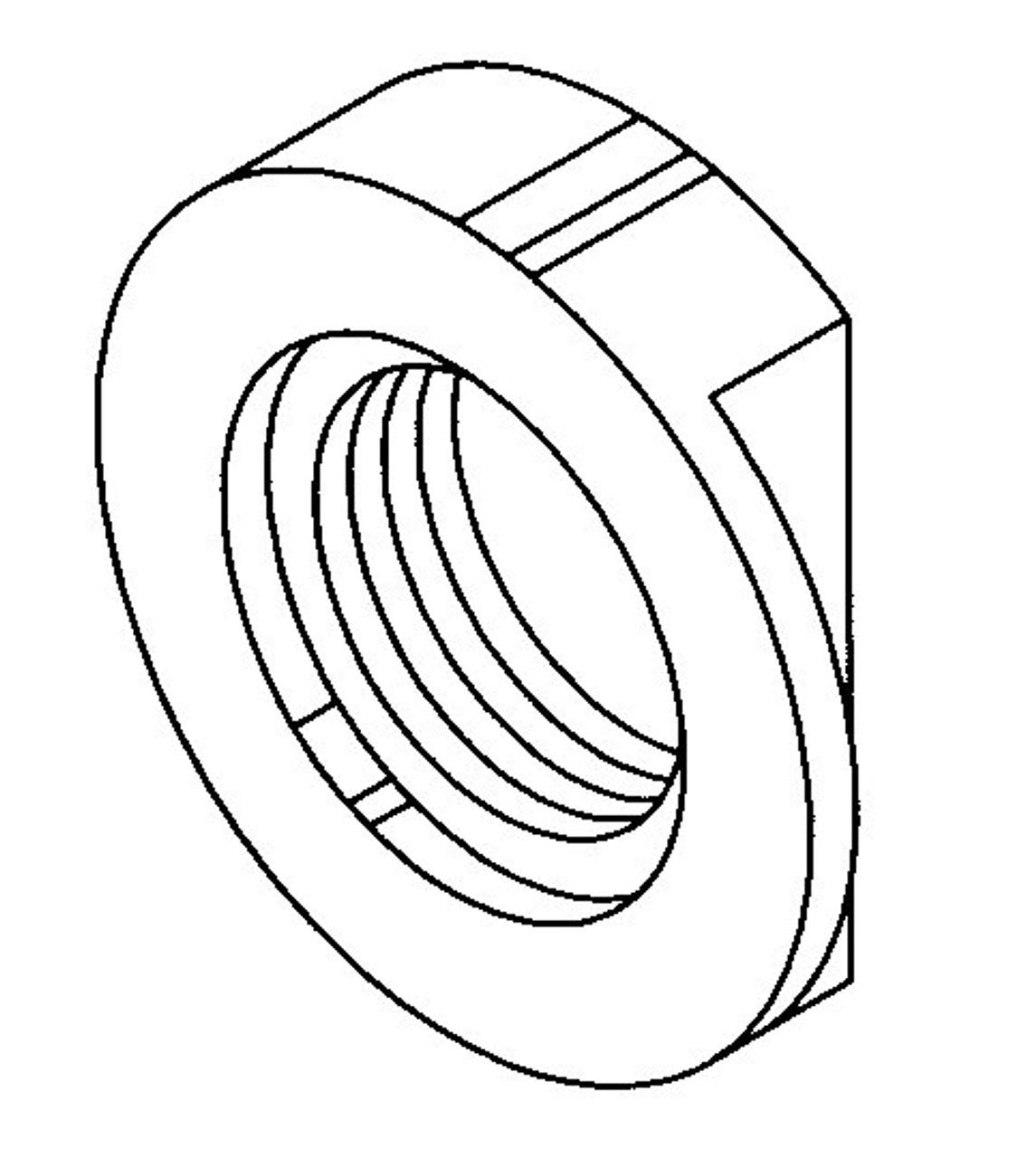 Hobart HC03 Collar Locking Nut