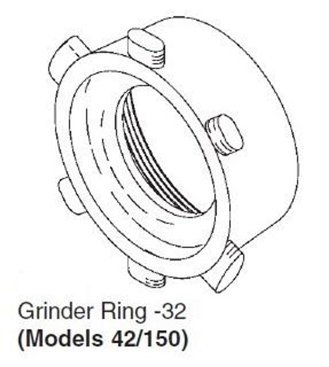 Butcher Boy 150/42 - Ring - BB507