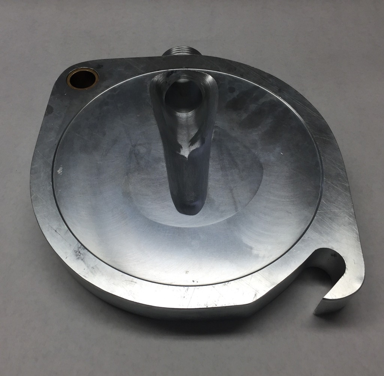 Talsa H-200 - H26 Series - Aluminium Lid w/Horseshoe & w/Out Accesories - 7005