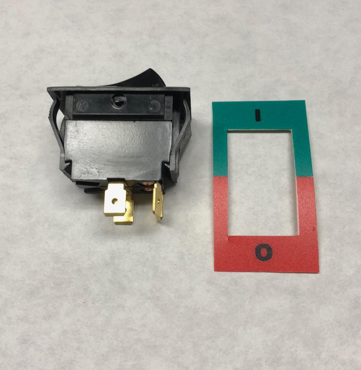 ProCut KG-22W - Switch 110Volt - 05-01802