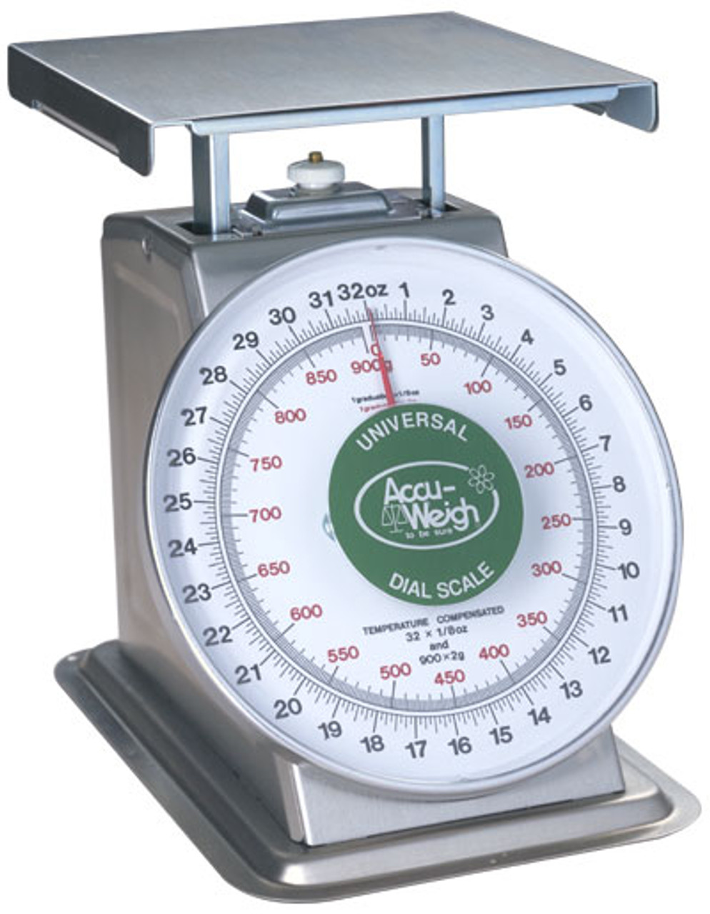 Accu-Weigh SM(N)-28PK - Portion Control Scale - 32oz. x 1/8oz.