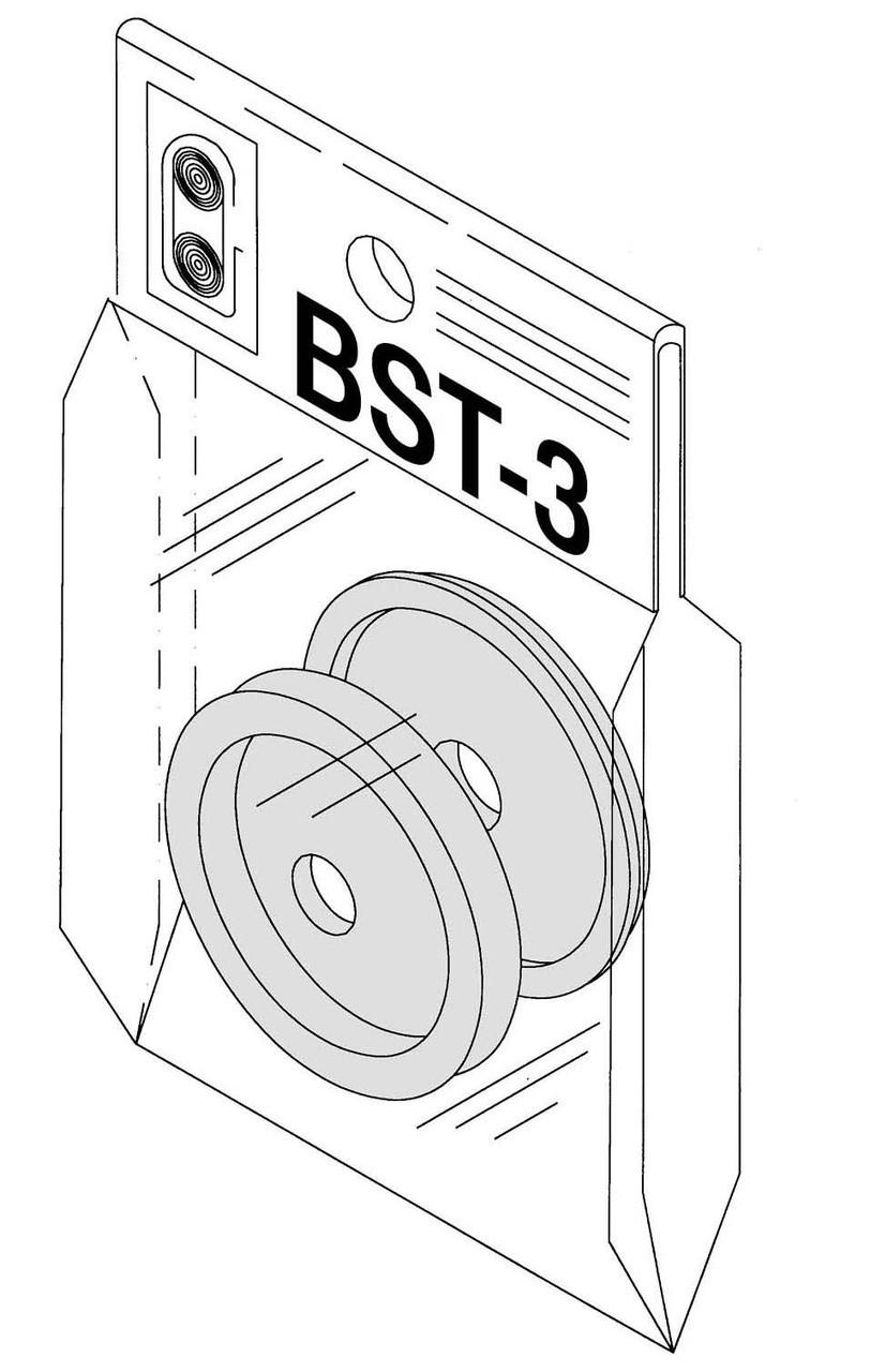 Berkel Sharpening Stone Set - BST-3