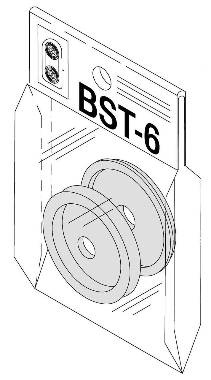 Berkel Sharpening Stone Set - BST-6