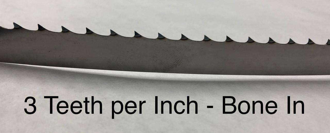 118'' Meat Band Saw Blades - Biro 34