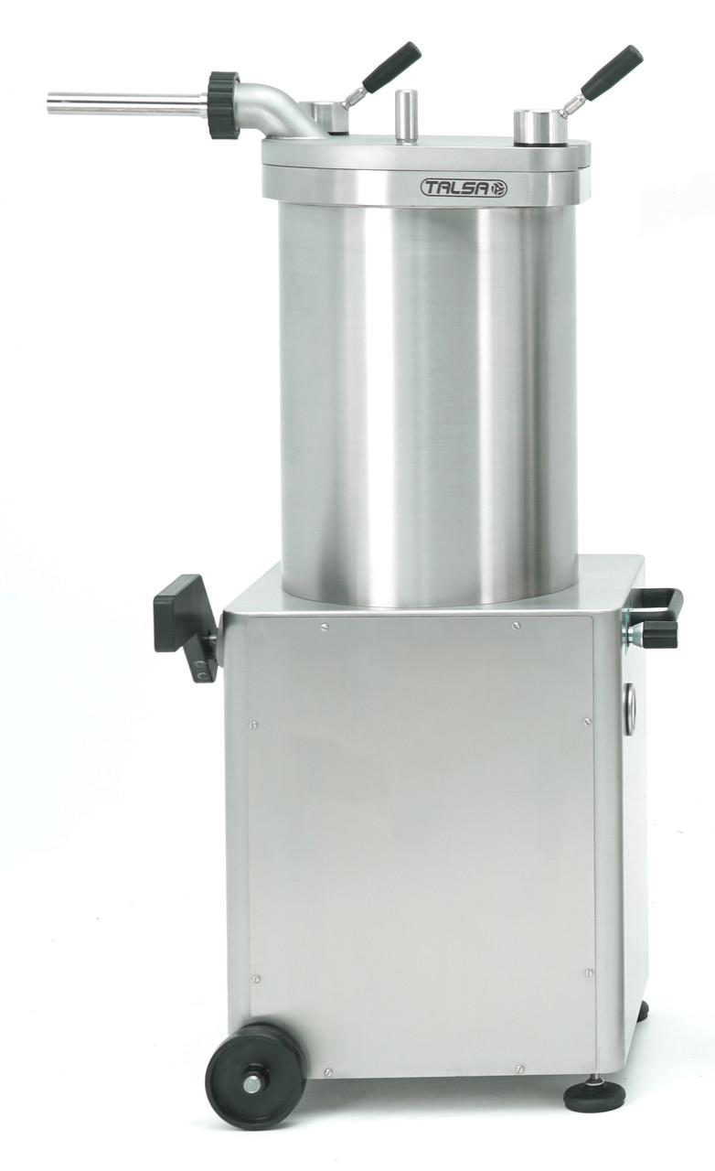 F50s - Talsa Hydraulic Sausage Stuffer / Filler - 95lb. Capacity