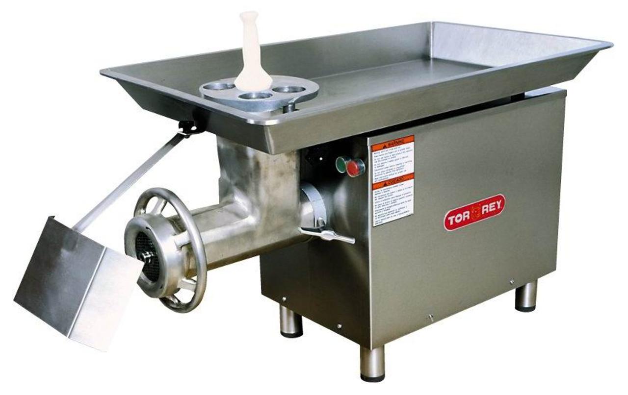 TorRey M-32 Single Phase 220 Volt Meat Grinder