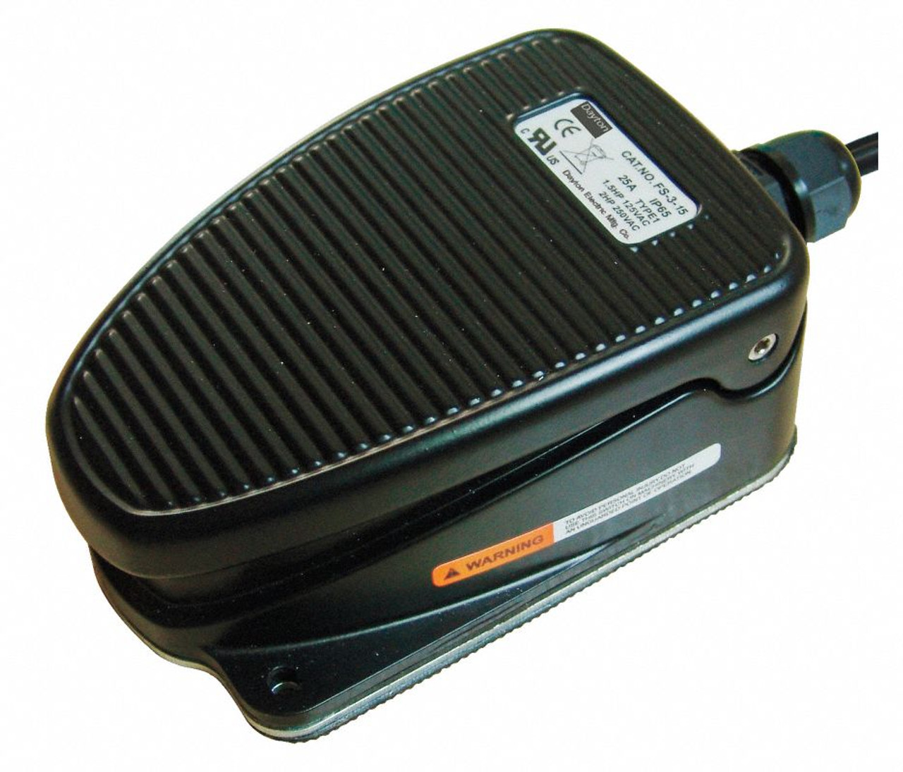 Foot Pedal for 110 Volt Meat Grinders