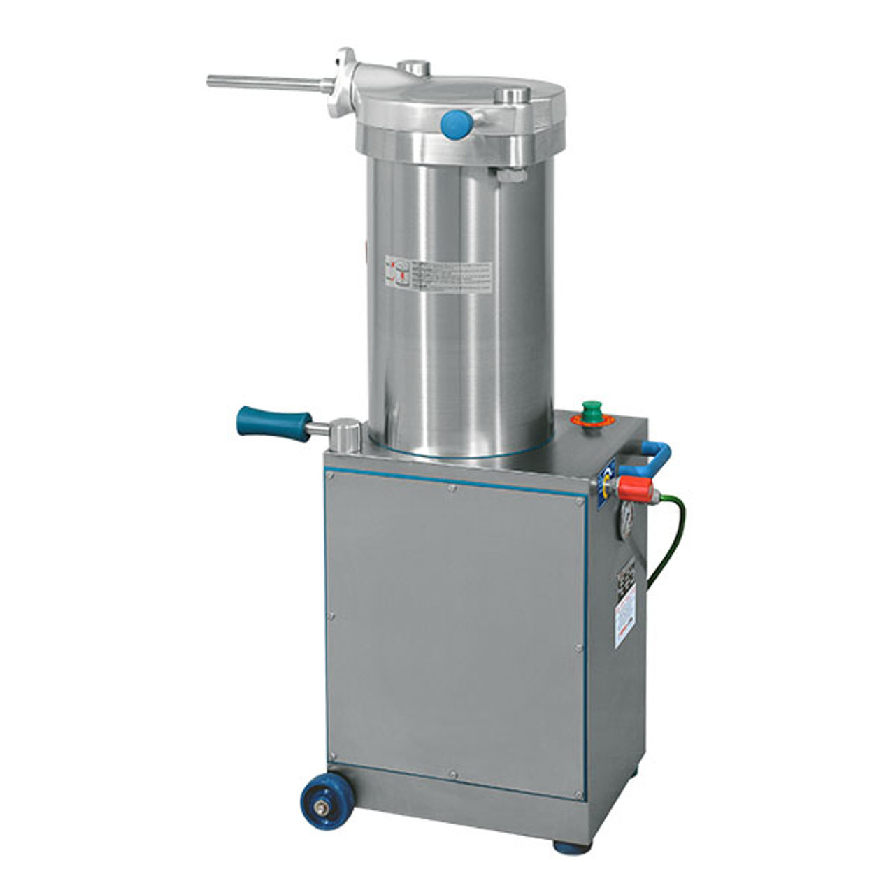 Talsa H26S Stainless Steel Hydraulic Sausage Stuffer