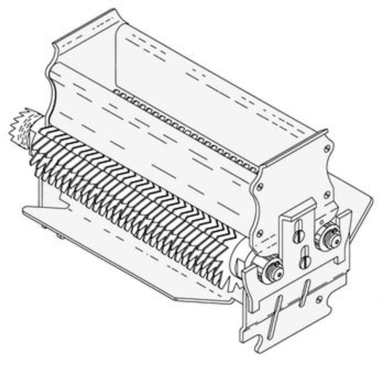 Berkel Complete Blade Frame Assembly - BT020A