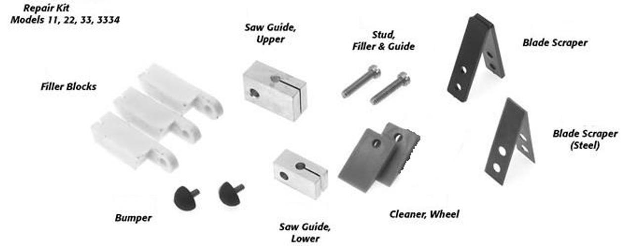 Biro Saw Repair Kit 11,22,33, 1433 & 3334 - BRK-2
