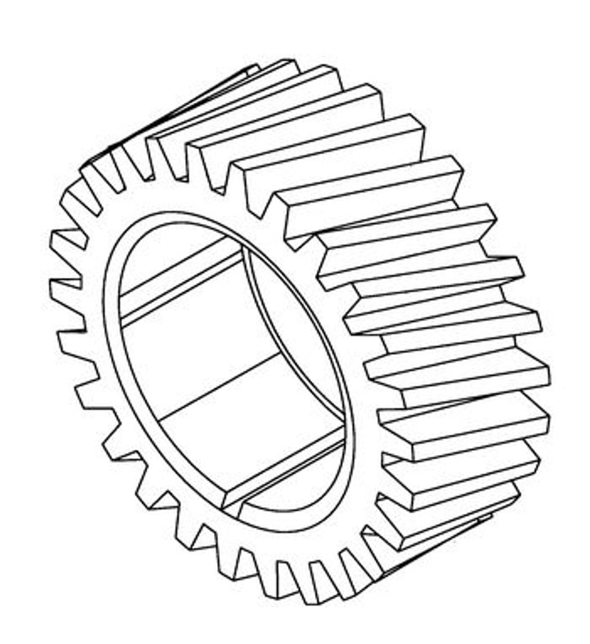 TorRey R-300 - Gear - 05-74235