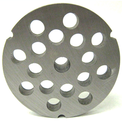 #52 Meat Grinder Plate with 1/2'' Holes
