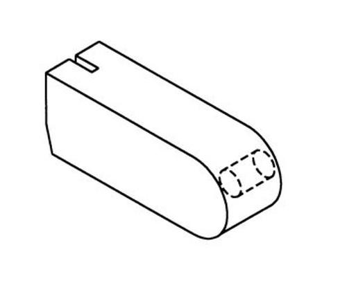 Hobart Filler Block Nylon - H027
