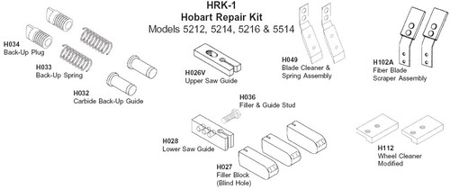 Hobart Repair Kit - HRK-1