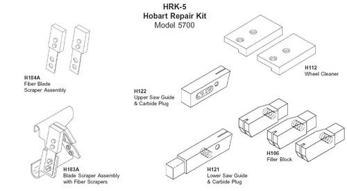 Hobart Repair Kit - HRK-5