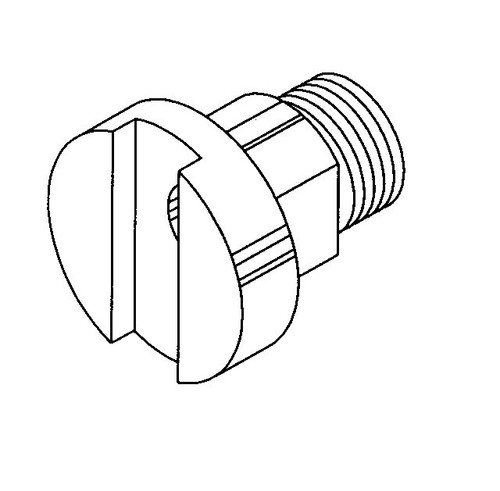 Hobart HC01 Knife Retaining Bushing