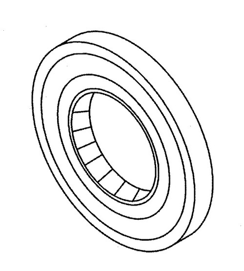 Butcher Boy SA30 & SA36 - Lower Shaft Seal - 90437 - BB166