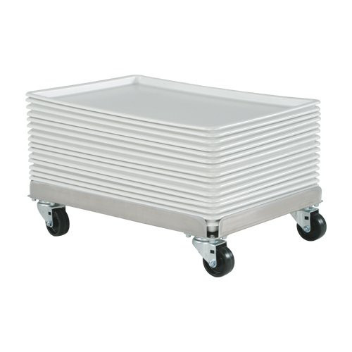 Aluminum Pan / Platter Dolly