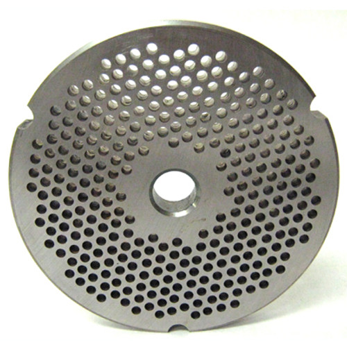 #32 Meat Grinder Plate with 1/8'' Holes