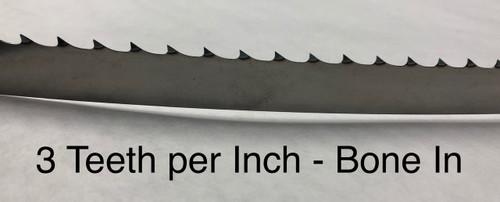 105'' Meat Band Saw Blades - Butcher Boy Junior
