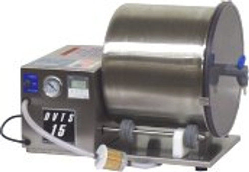 Daniels 12.5 Lb. Table-Top Vacuum Tumbler/Marinader