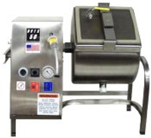 Daniels 50 Lb. Table-Top Vacuum Tumbler